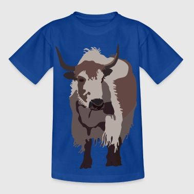 Yak - Kinder T-Shirt