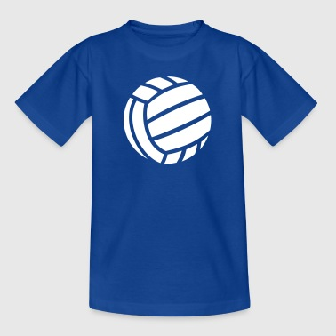Volleybal  Volley Bal  - Kinderen T-shirt