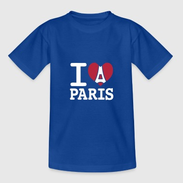 I love Paris - T-shirt Enfant