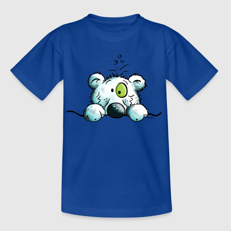 Little polar bear - Kids' T-Shirt