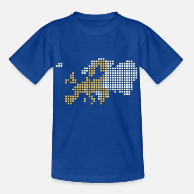 European Union EU - European Union - Kids' T-Shirt