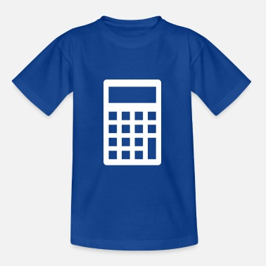 Calculator Calculator - Kids' T-Shirt