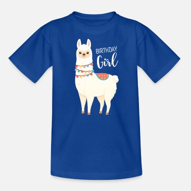 Bday Birthday Girl - T-shirt Enfant