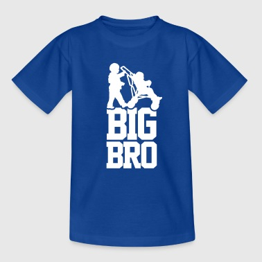 Hermano Mayor Big Bro - Camiseta niño