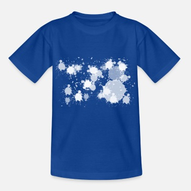 Speckled speckle - Kids' T-Shirt