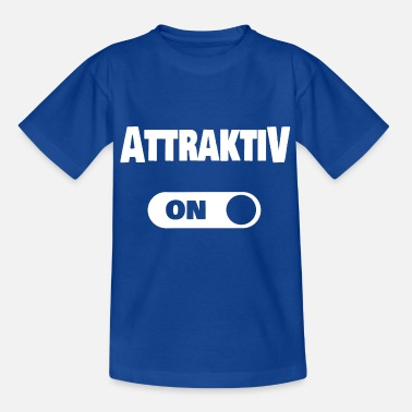 Attraktiv Attraktiv - Kinder T-Shirt