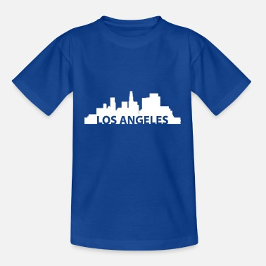 Los Angeles Skyline de Los Angeles - T-shirt Enfant