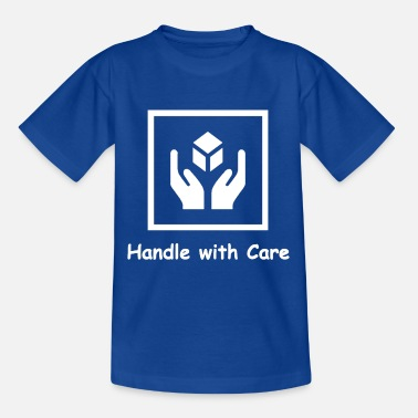 Handle with Care - Kids' T-Shirt