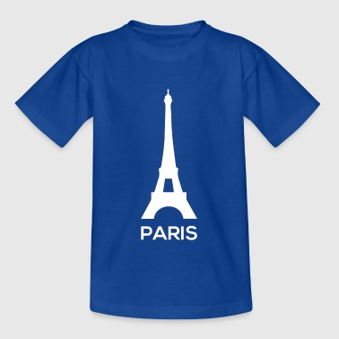 EIFFEL Tower, Paris - Kids' T-Shirt
