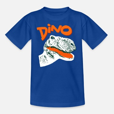 Junior dinosaurier junior - Kinder T-Shirt