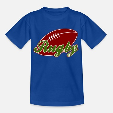 Rugby rugby - Kids' T-Shirt