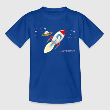 Astrocat - Kids' T-Shirt