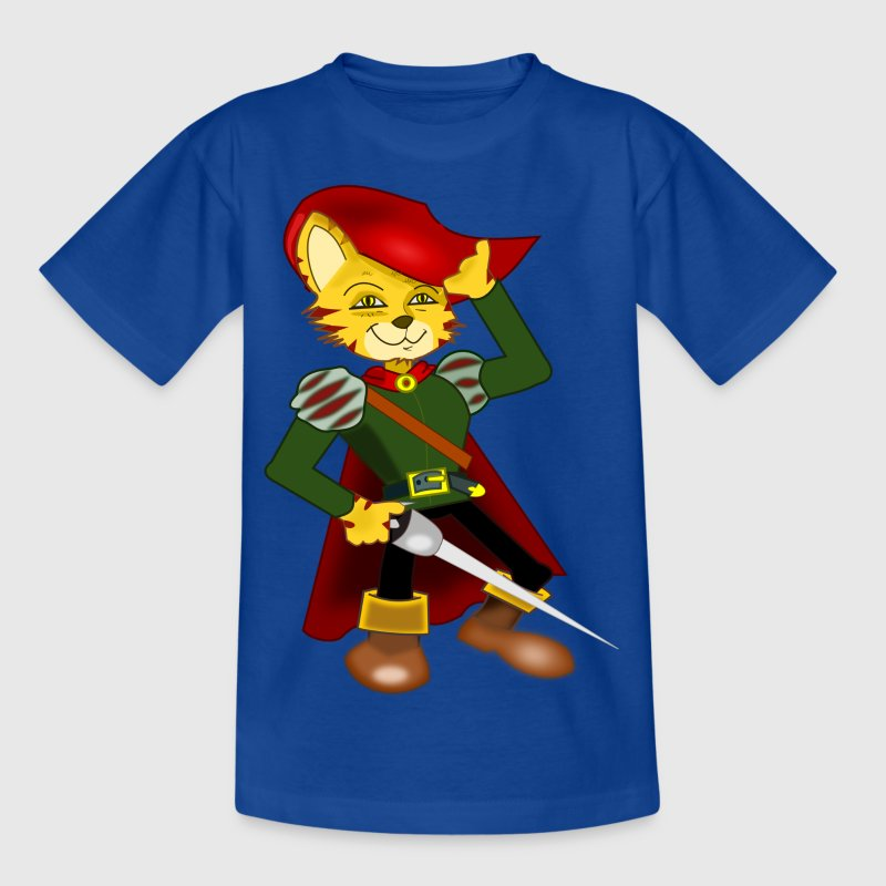 Le Chat Potté - T-shirt Enfant