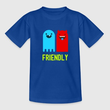friendly - Kids' T-Shirt