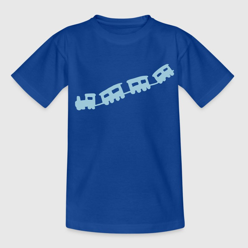 train - T-shirt Enfant