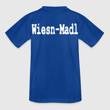 Wiesn Madl - Kinder T-Shirt