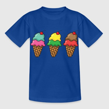 Eis Icecream - Kinder T-Shirt