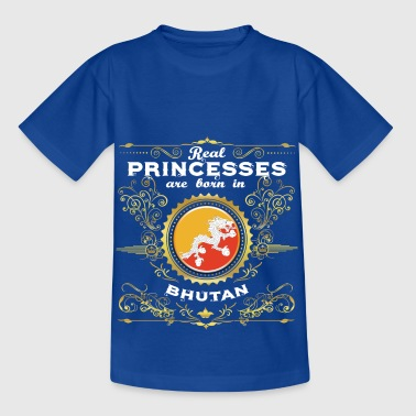 PRINCESS PRINCESS QUEEN BORN BHUTAN - Kids' T-Shirt