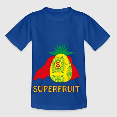 ANANAS 6 SUPER FRUIT - Kids' T-Shirt