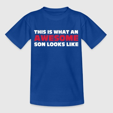 Son - Kids' T-Shirt