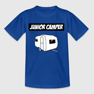 Junior campare - T-shirt barn