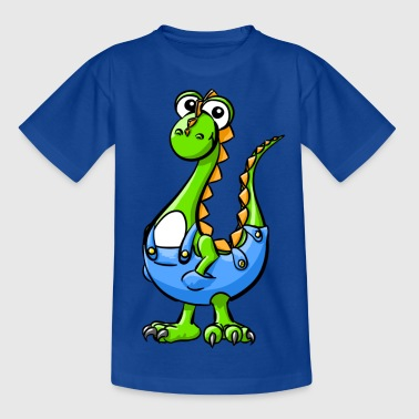 Mr. Dino - Kinder T-Shirt