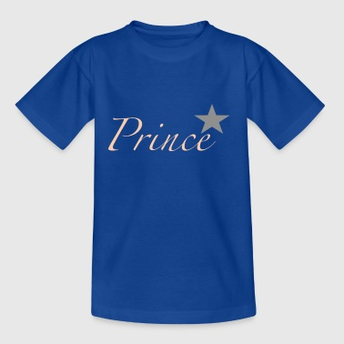 Prince Limited HD - Kinderen T-shirt