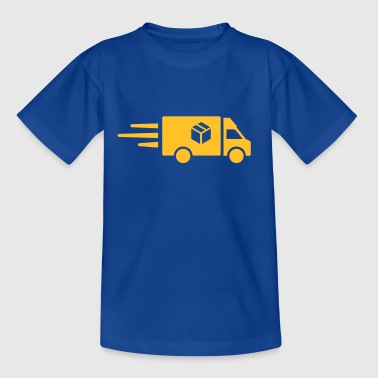 LKW - Kinder T-Shirt