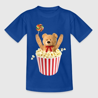 Gnammy Teddy - Kids' T-Shirt