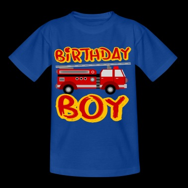 Birthday Boy - Kinder T-Shirt