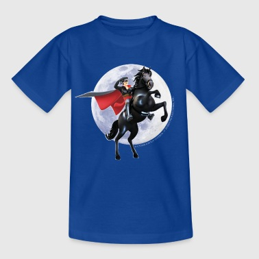 Zorro The Chronicles Pferd Tornado Vollmond - Kinder T-Shirt