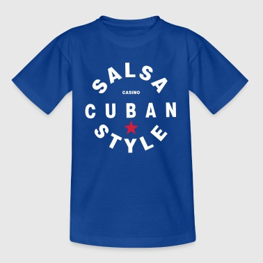 Salsa Cuban Style - Salsa Dance Fashion - T-shirt Enfant