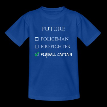 Policeman or Flyball Captain - Kinder T-Shirt