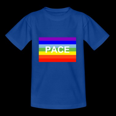 2000px-PACE-flag-svg - Kids' T-Shirt