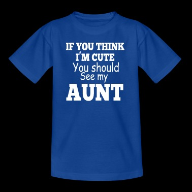 baby sweet aount - Kinder T-Shirt