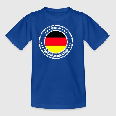 VOHBURG ON THE DANUBE - Kids' T-Shirt
