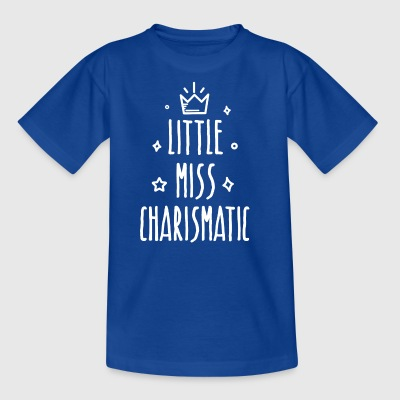 Little miss Charismatic - Kinder T-Shirt