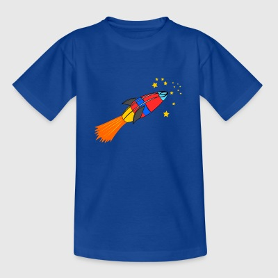 rocket - Kids' T-Shirt