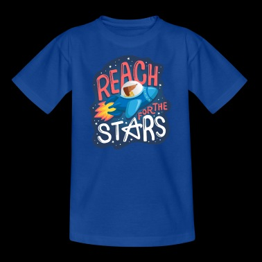 Reach for the Stars - Kinderen T-shirt