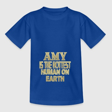 Amy - Kids' T-Shirt