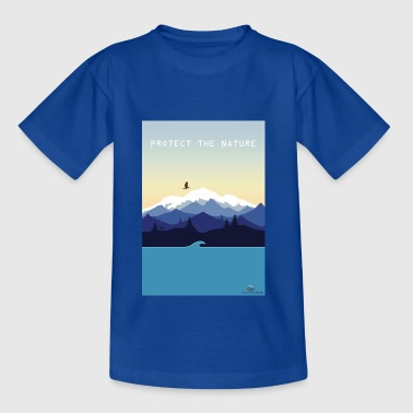 Protect Nature - Kids' T-Shirt