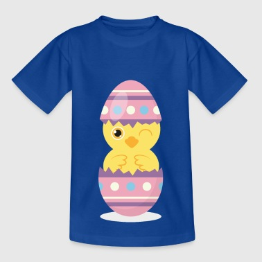 Easter chicks - Kids' T-Shirt