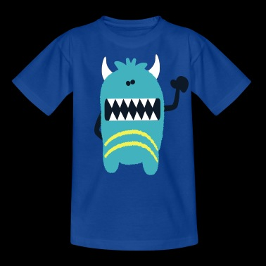 Monster Noah - Monster Cool Collection - Kids' T-Shirt