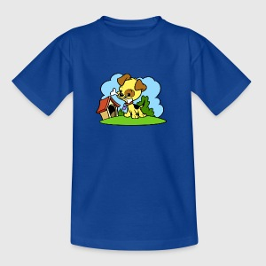 Tiny Dog - Kinderen T-shirt
