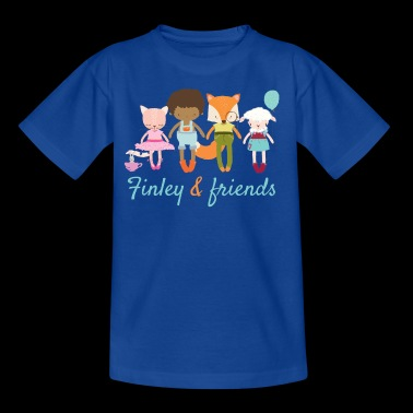 Finley and friends - Kinder T-Shirt