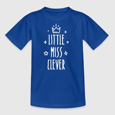 Little Miss Clever - T-shirt Enfant