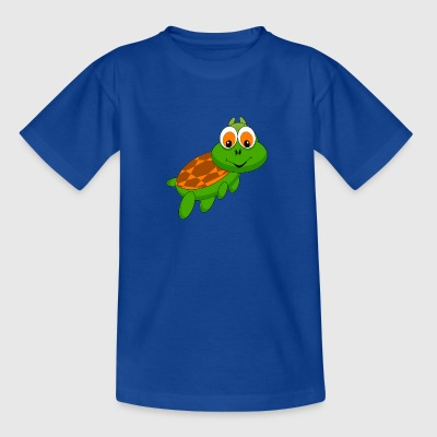 Tortue rire - T-shirt Enfant