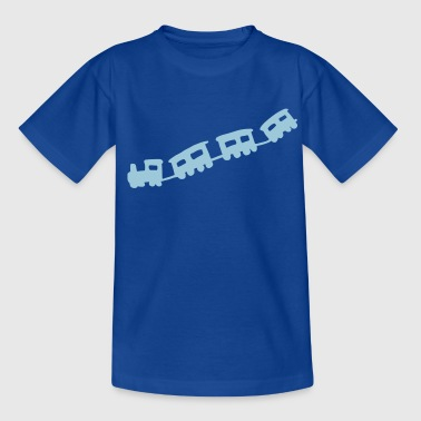 train - Kids' T-Shirt