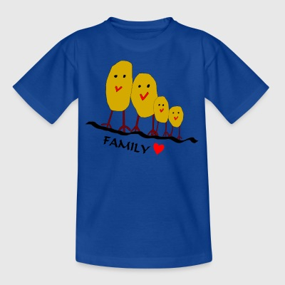 Family - Kids' T-Shirt