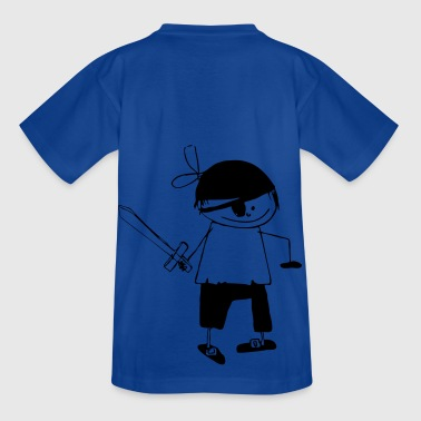 pirate1 - T-shirt Enfant